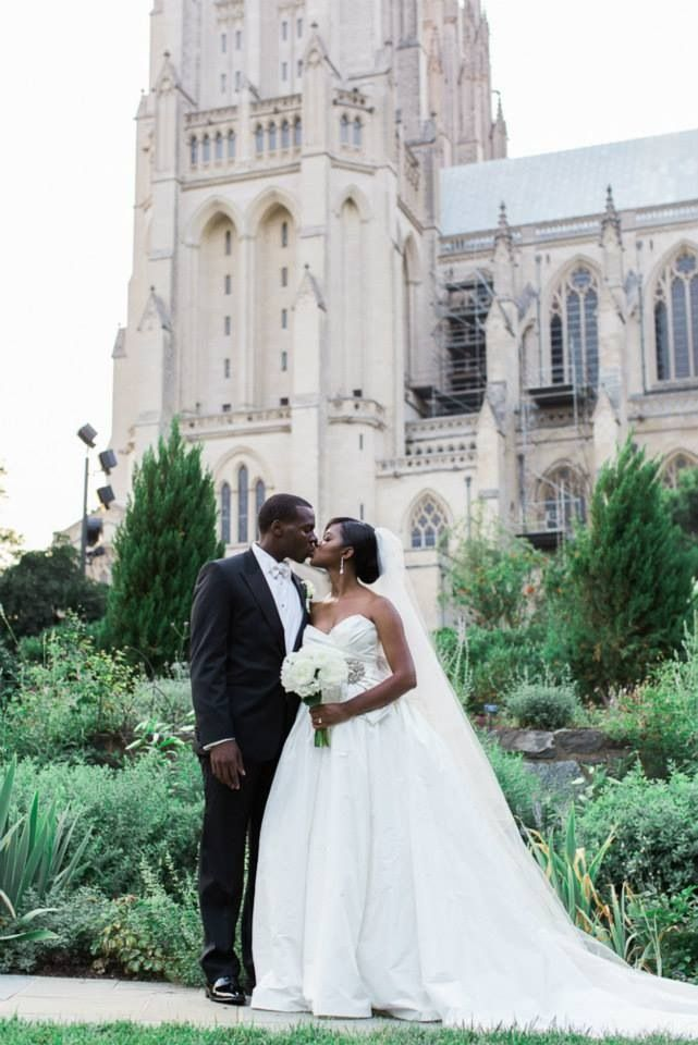 Black Tie Wedding National Cathedral Washington Dc Film Photographer