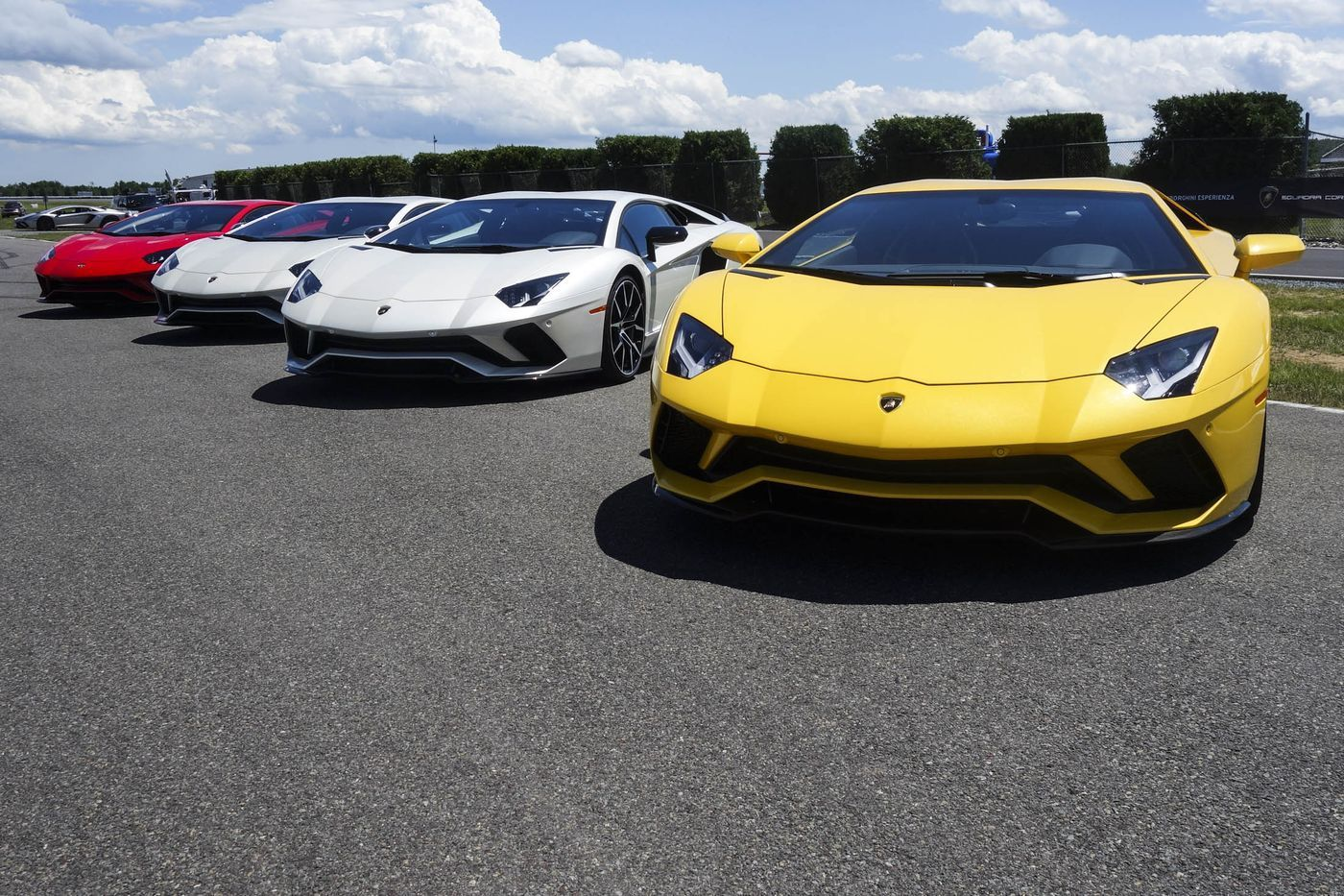 Year In Review The Best Cars Of 2017 Lamborghini Aventador