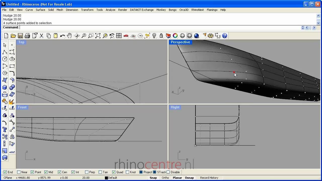 Rhino3d demo ship hull surface control point modeling rhino rhino3d demo ship hull surface control point modeling baditri Choice Image