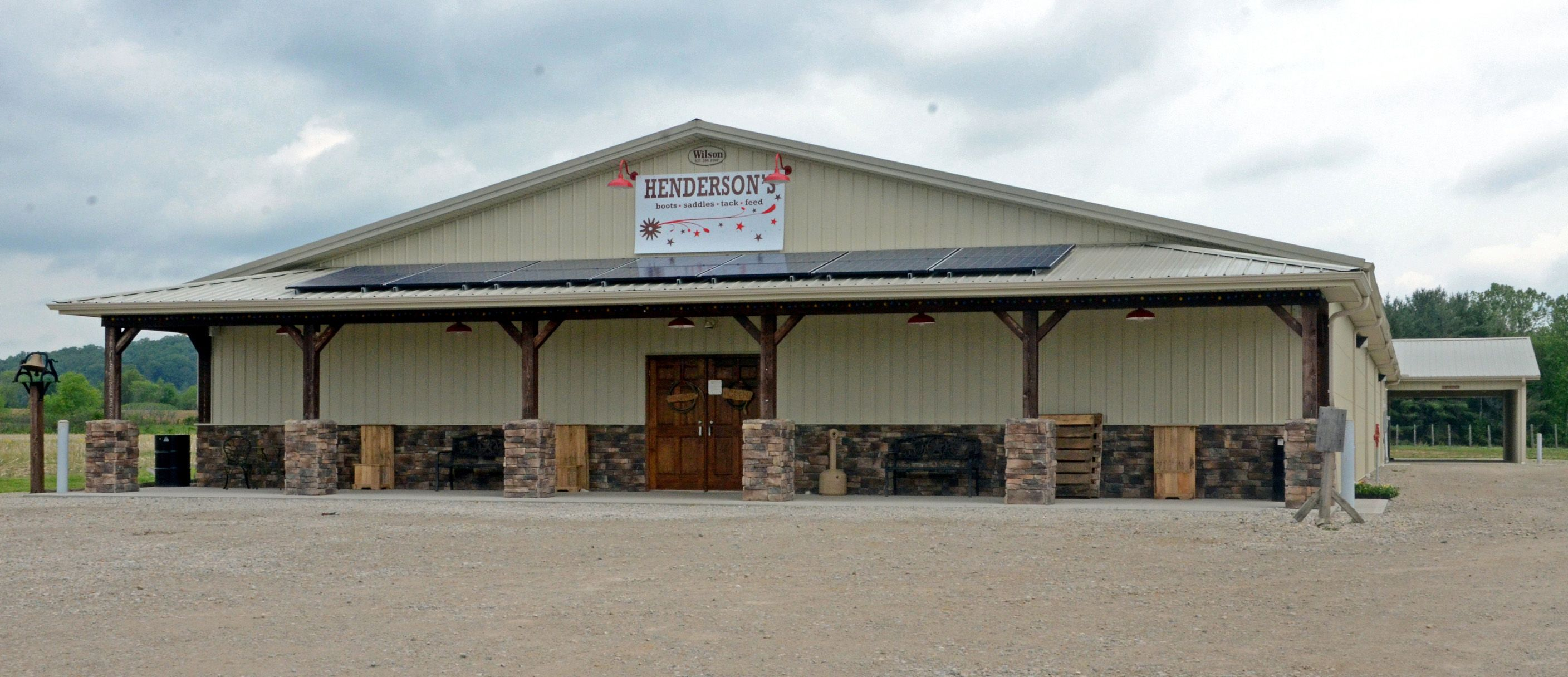 Steel building construction in Clermont County and