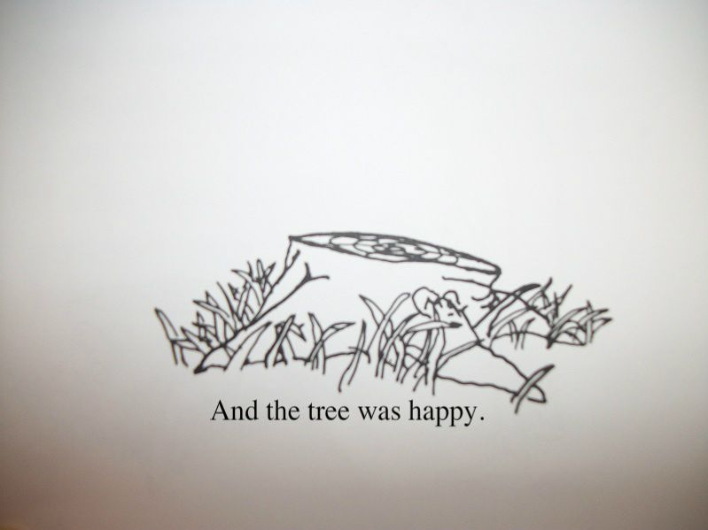"""Giving Tree Shel Silverstein Quotes: I Want This As A Tattoo """"The Giving Tree"""" By Shel"""