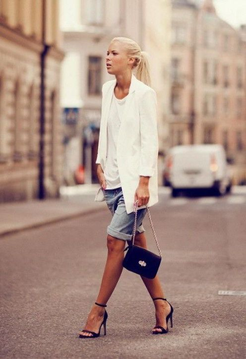 Photo of Was Denim Shorts sind im Stil für den Sommer – Frauen Mode