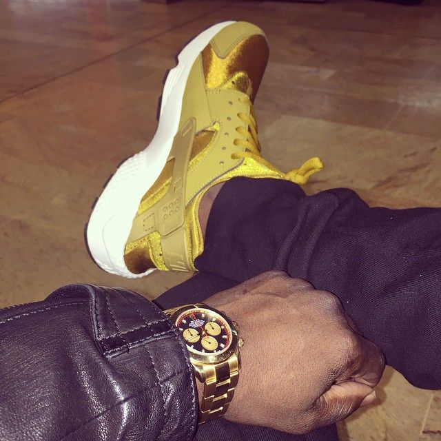 77dc285c Kevin Hart wearing a Rolex Daytona   Watches   Shoes sneakers ...