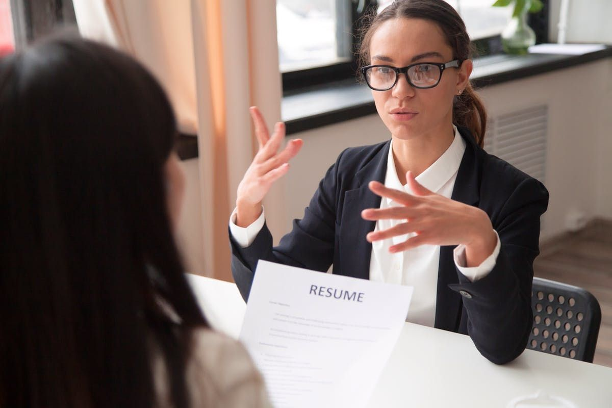 Never Put These 7 Things on Your Resume This or that