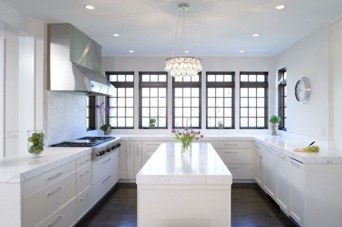 Kitchens Without Upper Cabinets Scout Nimble Kitchens