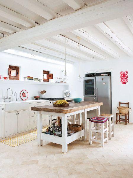 Una Estupenda Casa En Ibiza Para Vivir La Slow Life Casa