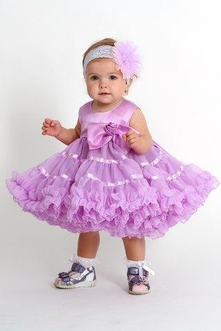 Фото платья детские на 1 годик фото