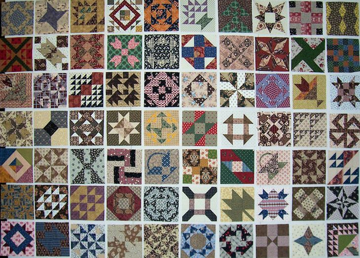 The Farmers Wife - paper piecing and rotary cutting instructions ... : the farmers wife quilt - Adamdwight.com