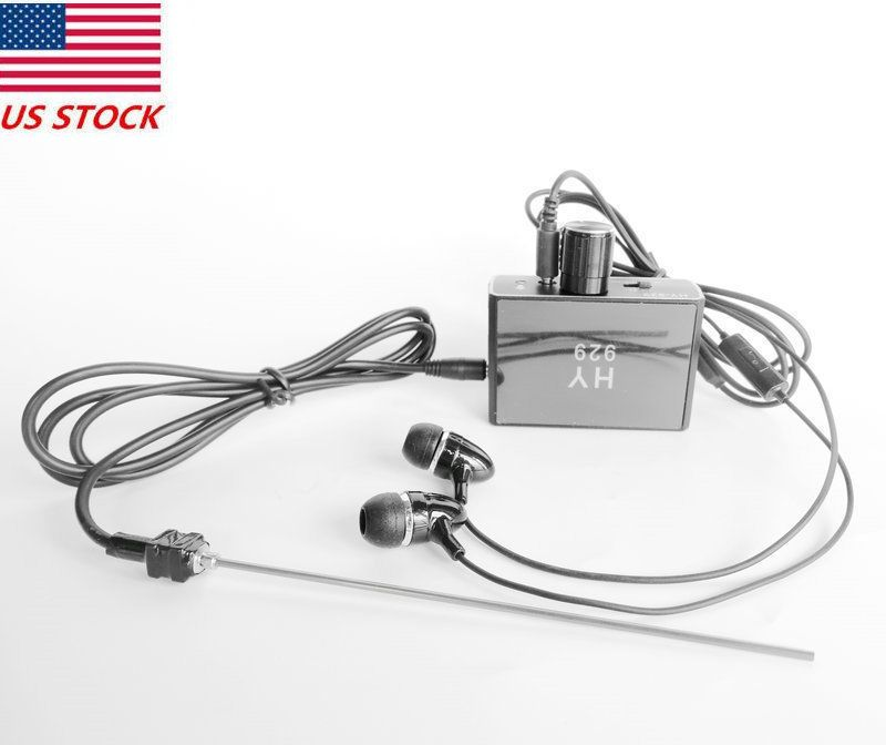 US stock Simple high strength Wall microphone voice bug/ear
