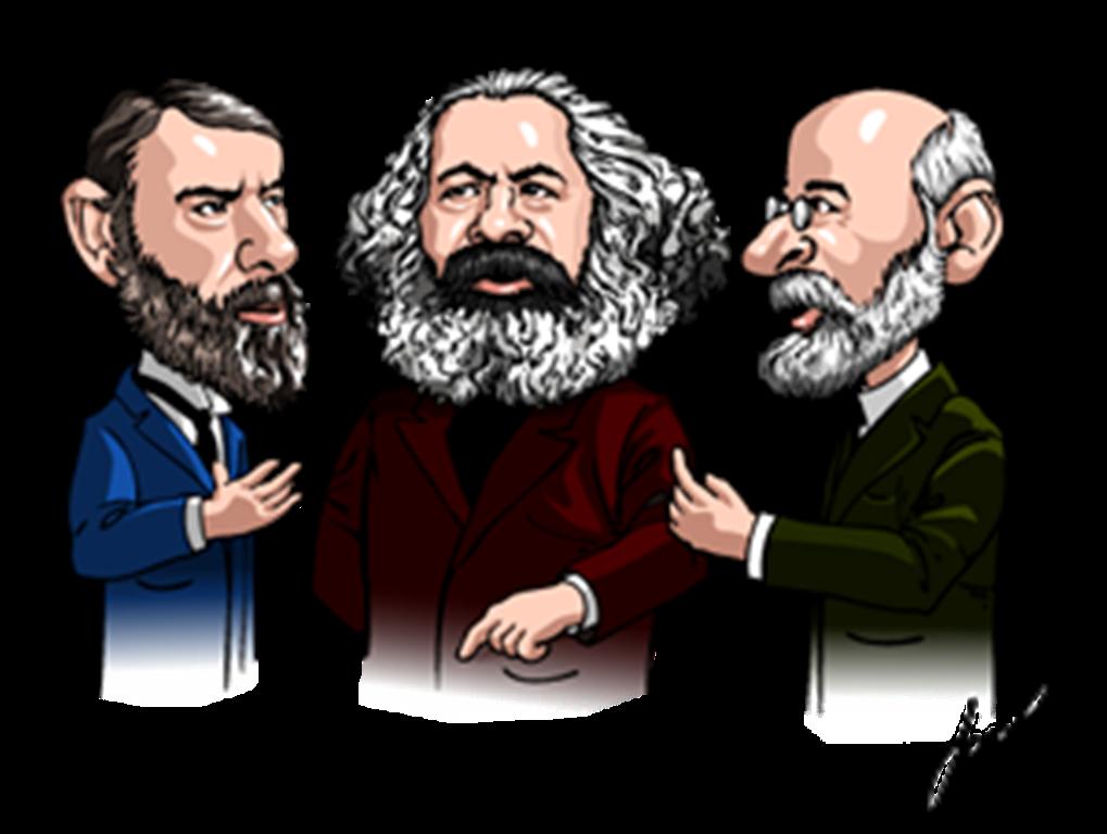 marx and durkheim