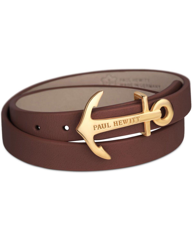 Paul Hewitt North Bound Bracelet Ph Wb G 1 M Paul Hewitt Armband Damen Schwarzes Lederarmband Armband Leder