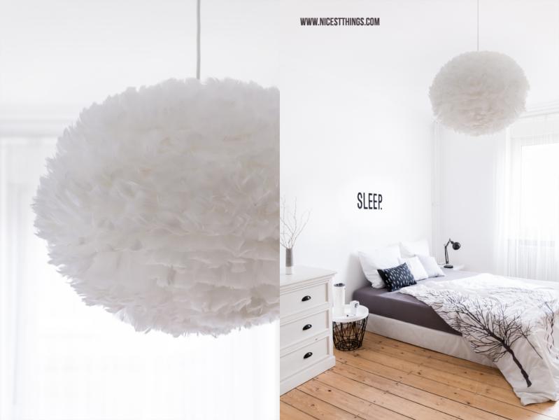 Schlafzimmer Lampe ~ Neue federlampe umräumaktion im schlafzimmer & westwingnow