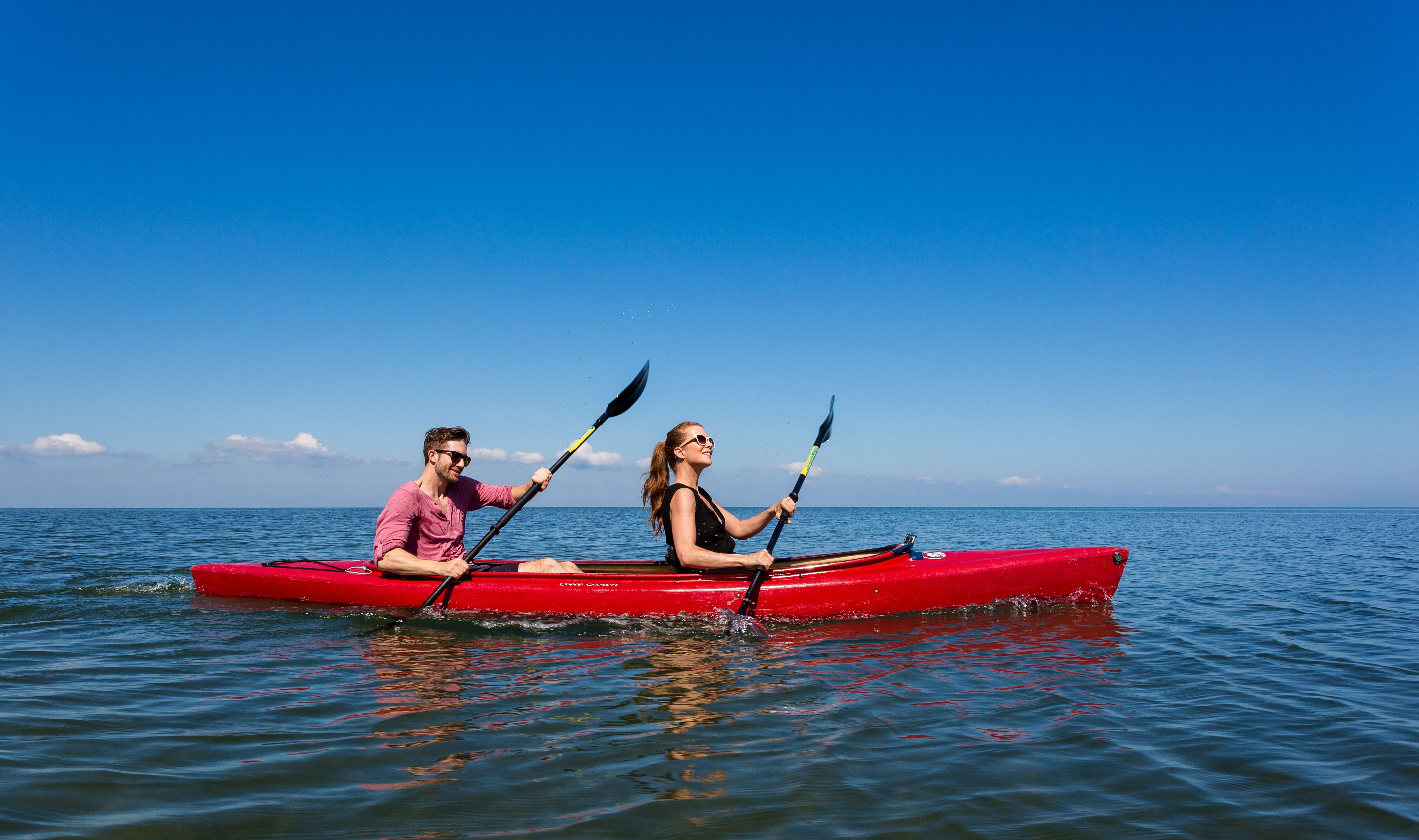 Things To Do South Padre Island Island Kayaking