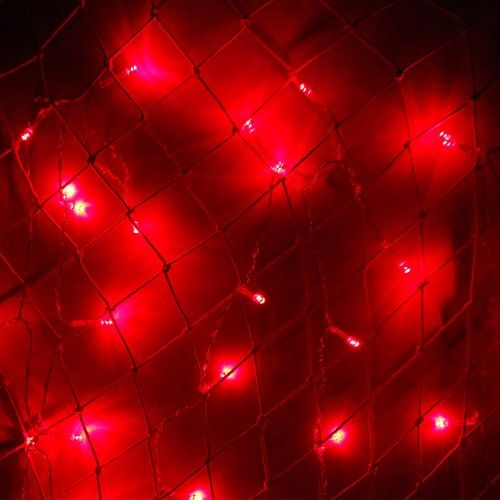 40 LED/4M Mini Battery Operated String Lights X'mas Wedding Party Holiday Decor Light, red