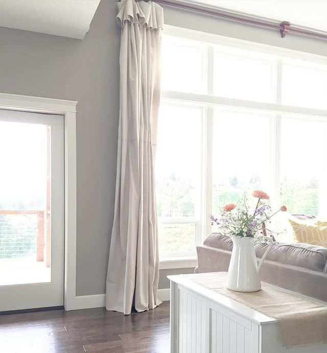 Drop Cloth Curtains With Grey Walls Curtains For Grey Walls Curtains Living Room Drop Cloth Curtains