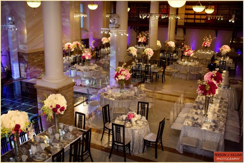 Boston Public Library Guastavino Room Wedding The Catered Affair