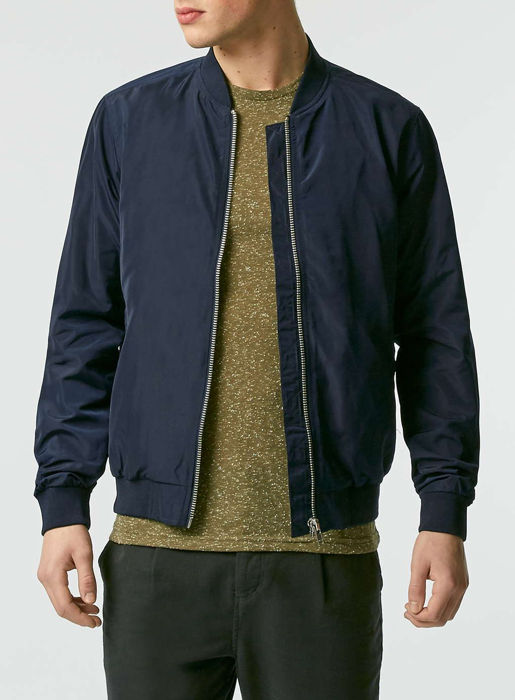 Buy Navy Bomber Jacket at Lodge & Cooper for only $ 86.00 ...