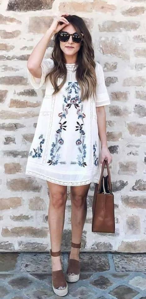 4063ca884a 30 diseños de vestidos frescos para el verano