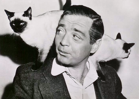 Peter Lorre Men With Cats Cat Lovers Cat People