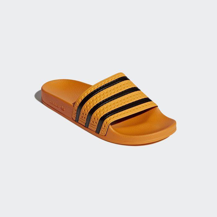 c7f4fafc5 Adilette Slides Gold 10 Mens. Adilette Slides Gold 14 Mens Adidas Slides  Outfit, Adidas Sandals, Beach Flip Flops,