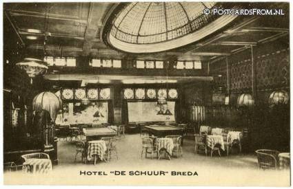 Hotel de Schuur Breda