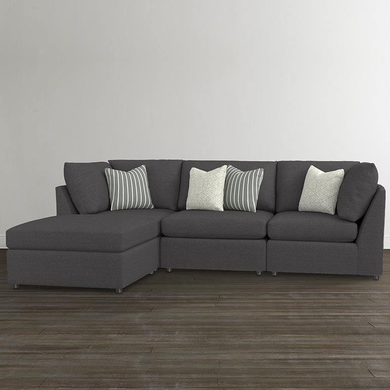 Missing Product Dux Small Apartment Furniture Sectional Sofa