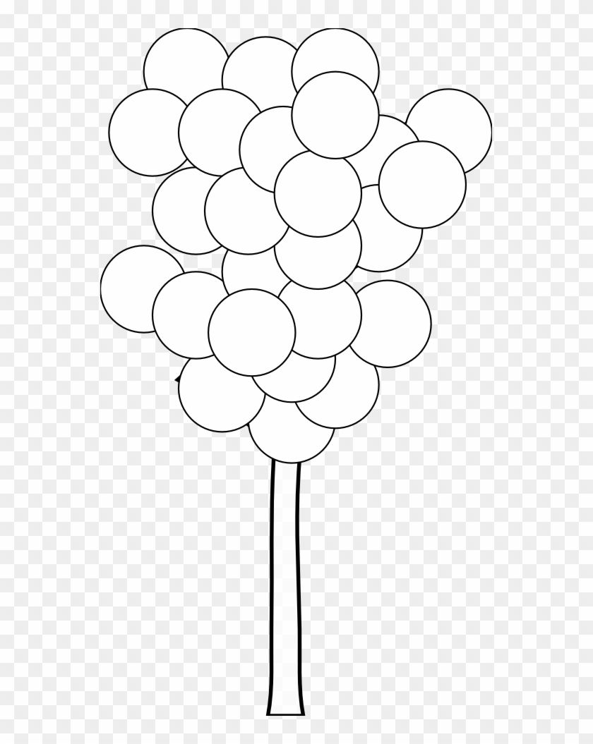 Coloring Book Download Coloring Pages Circle Tree Black White Line