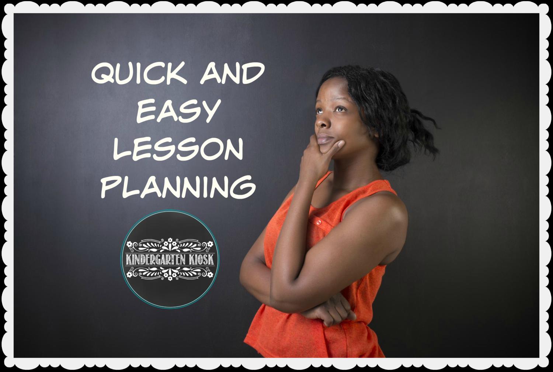 My Lesson Plans