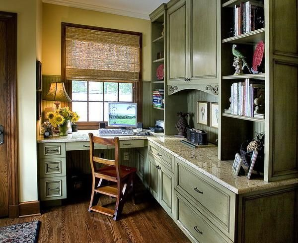 space saving home office. 30 corner office designs and space saving furniture placement ideas home