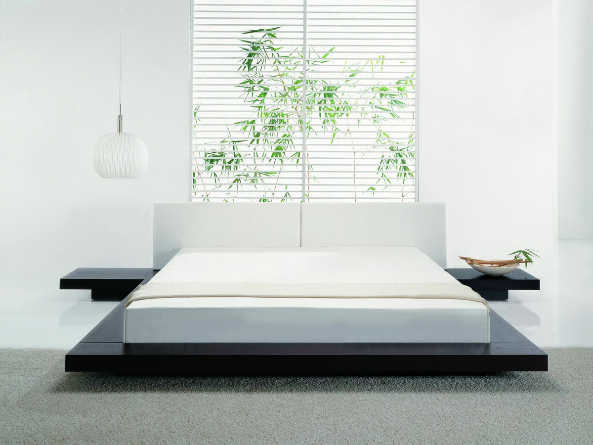 check out e1218 5a88a Tokyo Platform Bed + 2 Nightstands | 烟台 in 2019 | Elegant ...