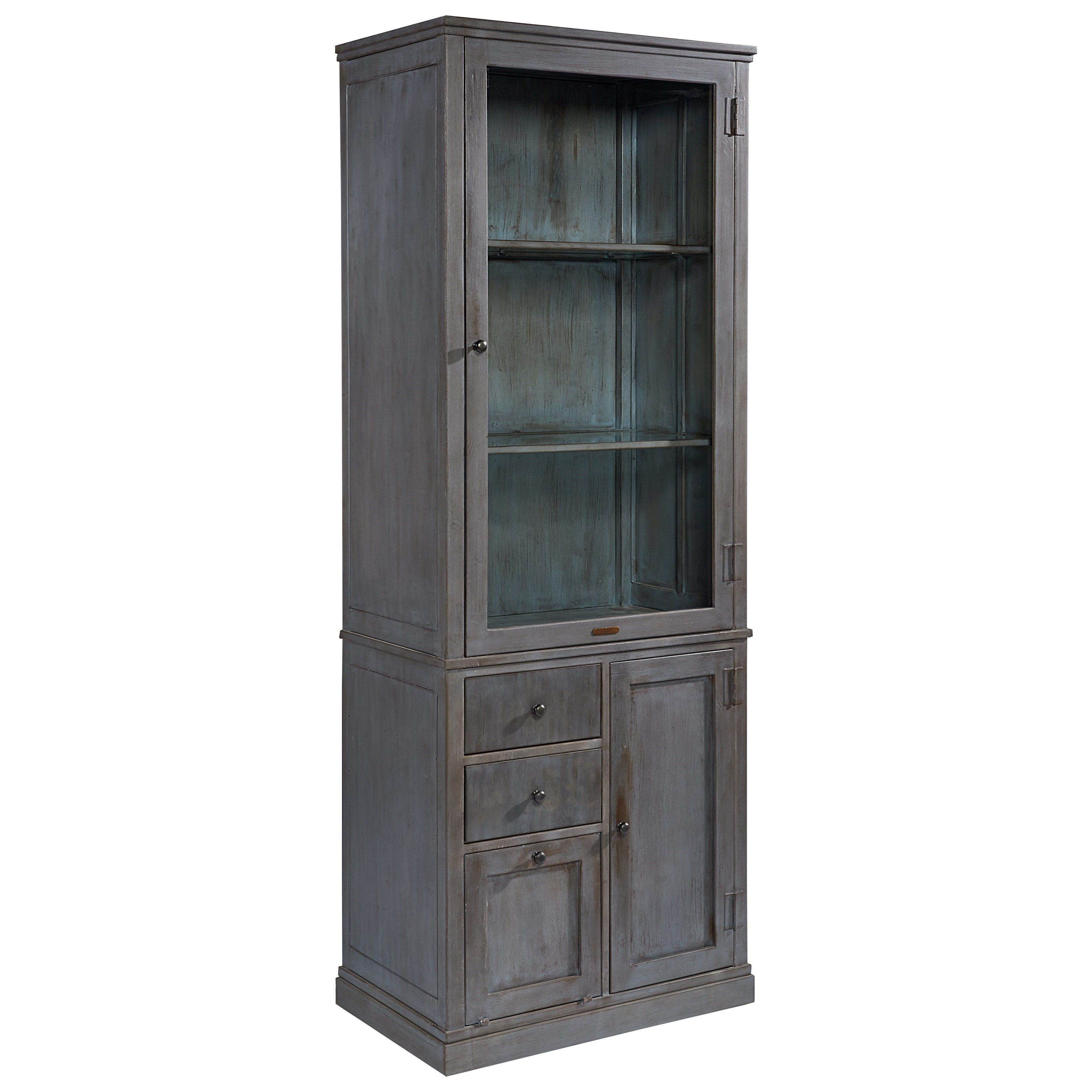 Accent Elements Metal Cabinet by Magnolia Home by Joanna Gaines ...