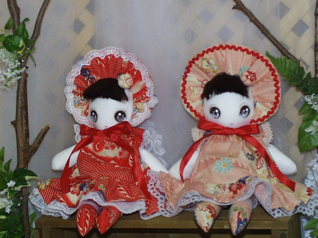 文化人形かんたんキット 和柄の画像 - 天使の巣 - Yahoo!ブログ