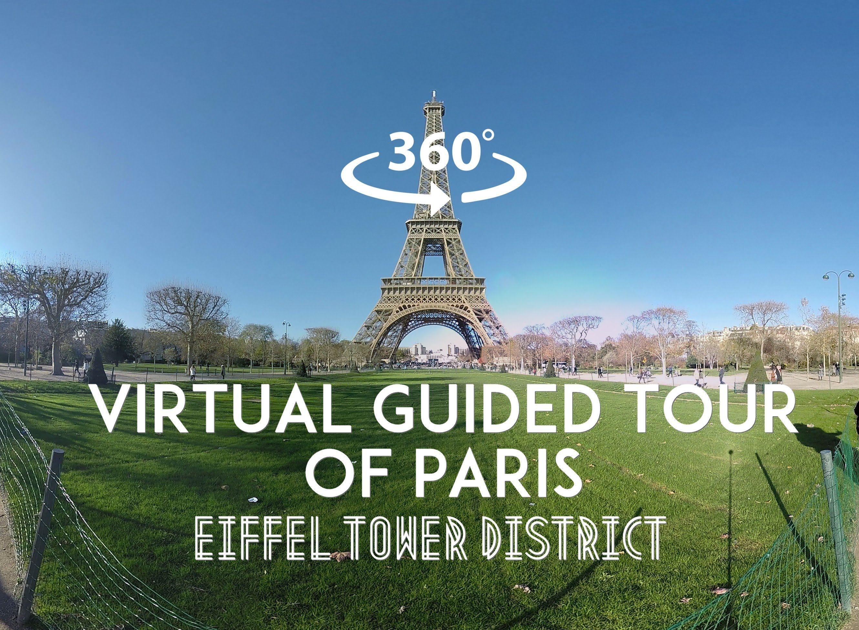 Resultado de imagen de paris virtuel google