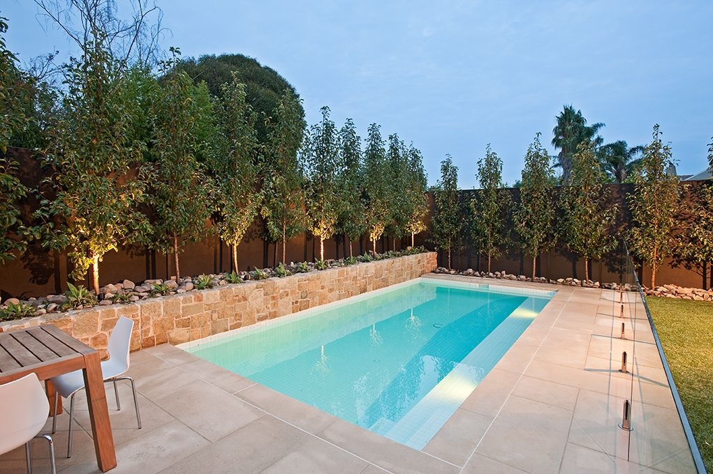 View photos of our recent concrete pools projects in melbourne neptune pools building custom for Small swimming pools melbourne