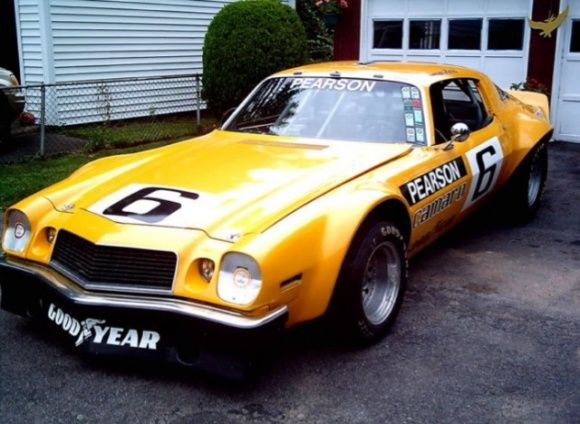 This Chevrolet Camaro Is Claimed By The Seller To Be One Of The Original Cars Used In The International Race Of Champions Chevrolet Camaro Camaro Camaro Iroc