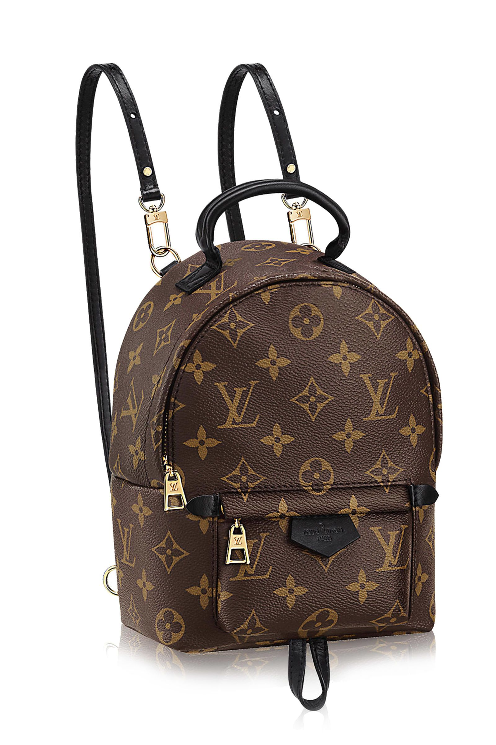 f7b5ad640061 The backpack gets an adult upgrade with this luxe option from Louis Vuitton.