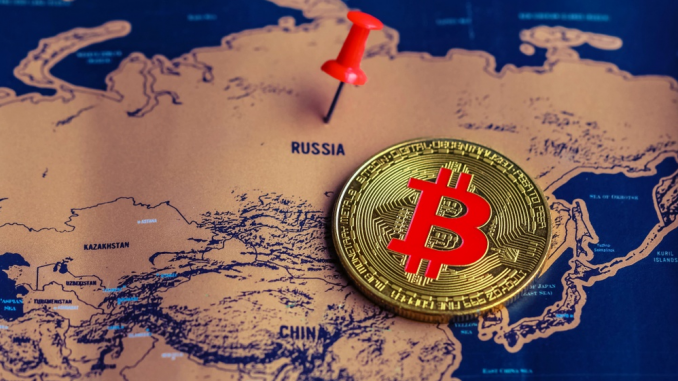 Russian Central Is Upside Down On Cryptocurrency And Recently