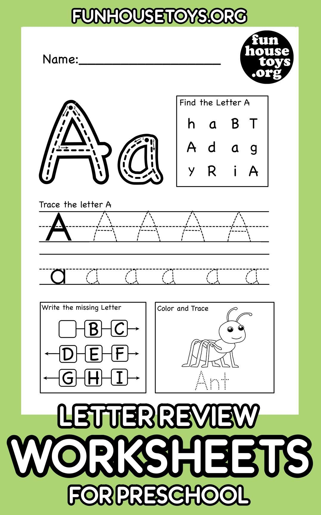 We Create These Printables To Make Writing As Fun As