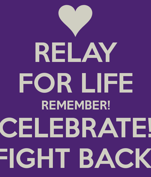 Relay For Life Quotes: Relay-for-life-poster.png (600×700)