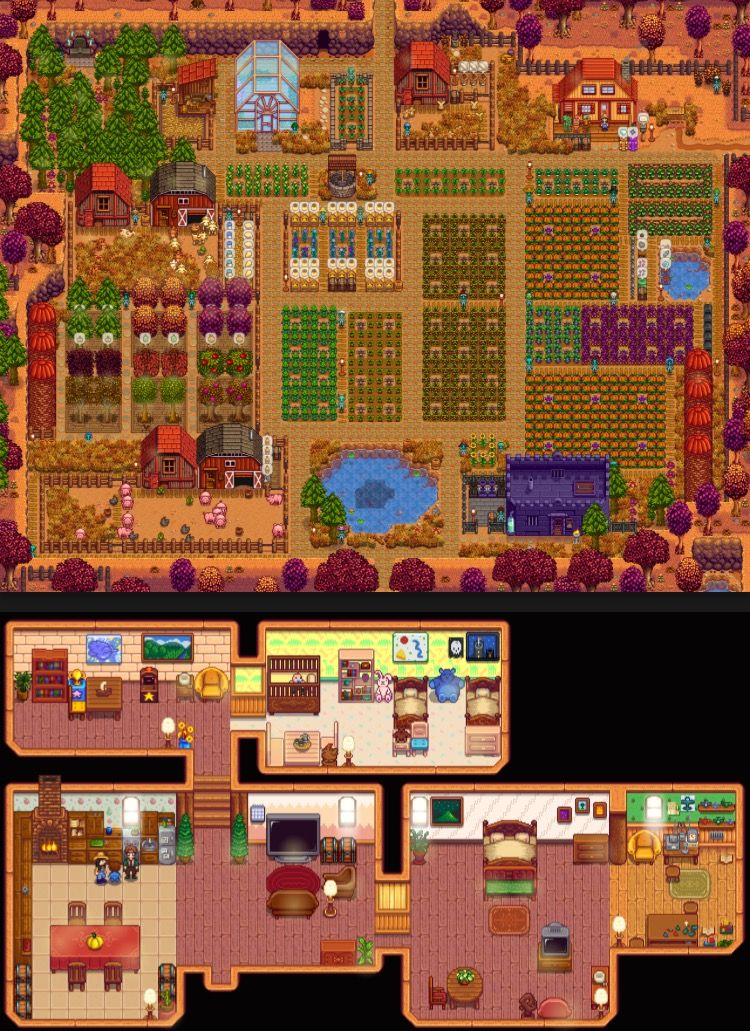 Game changer also best stardew images in valley layout rh pinterest