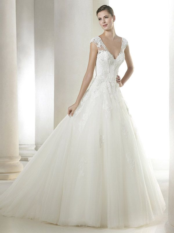 Brautkleider von Top-Marken | miss solution Bildergalerie - Saburo ...