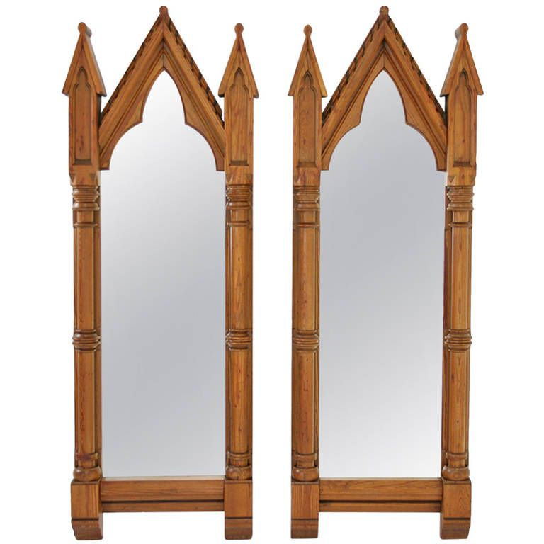 Mirror, Floor Mirror, Modern