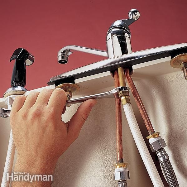 faucet repair kitchen sink faucets
