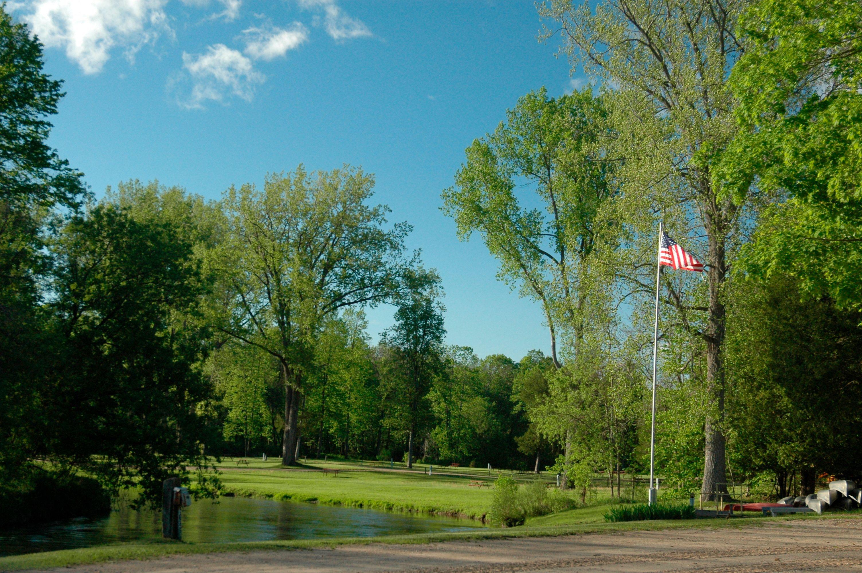 Beauty along the Rifle River