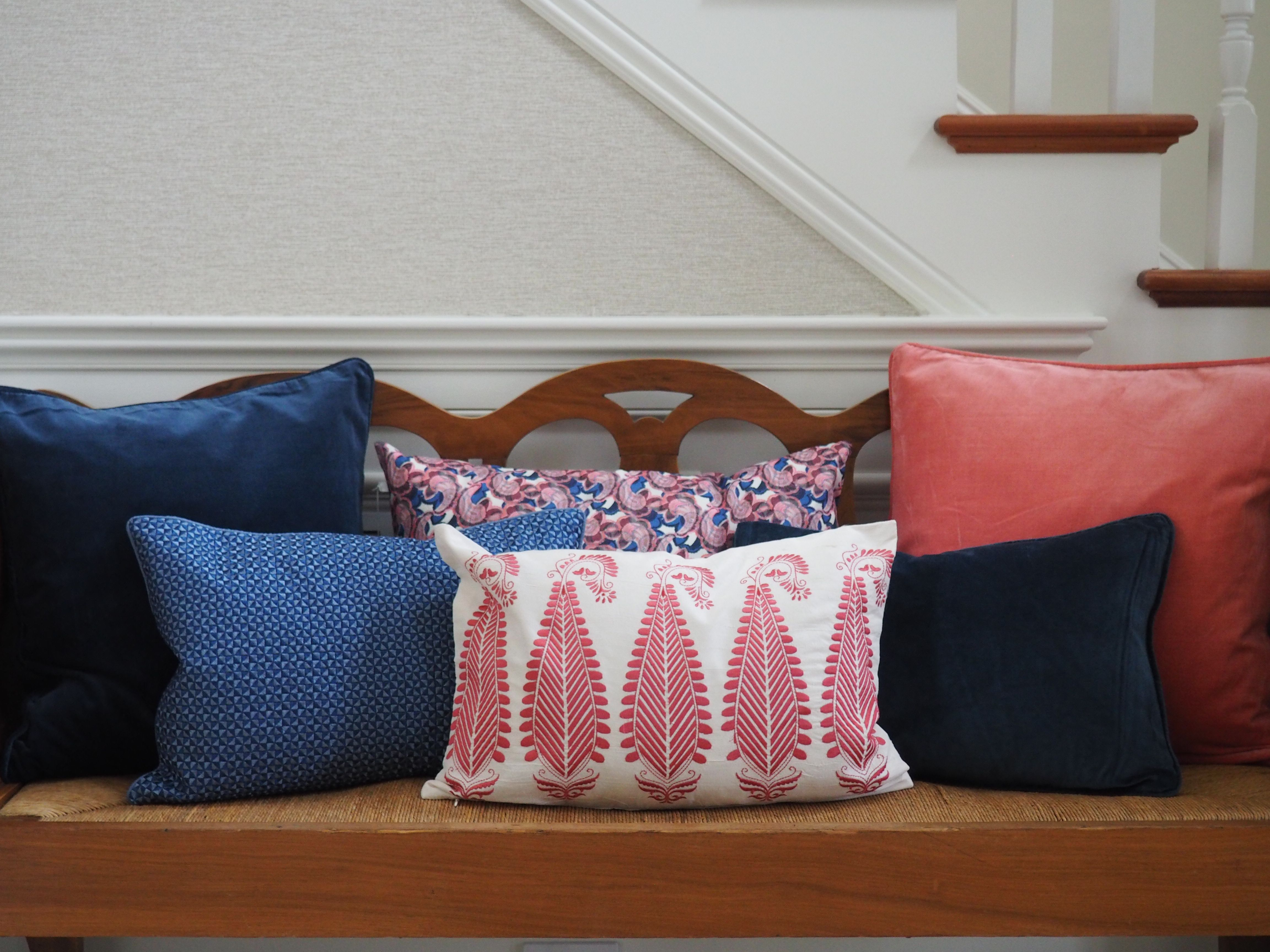 Cushion Covers From Bungalow Dk