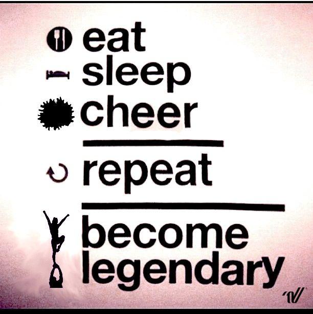 Eat.Sleep.Cheer- Repeat.