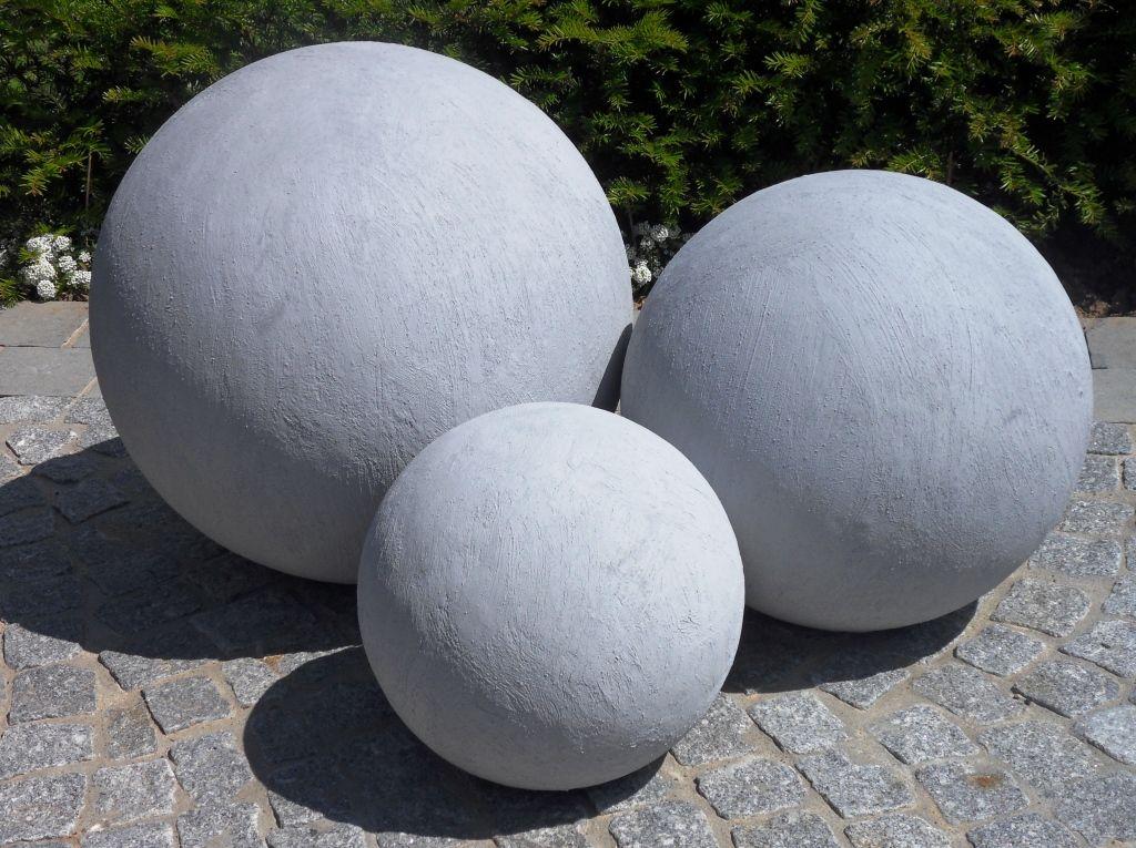 decoration jardin boule pierre | Jardin | Pierre decoration jardin ...