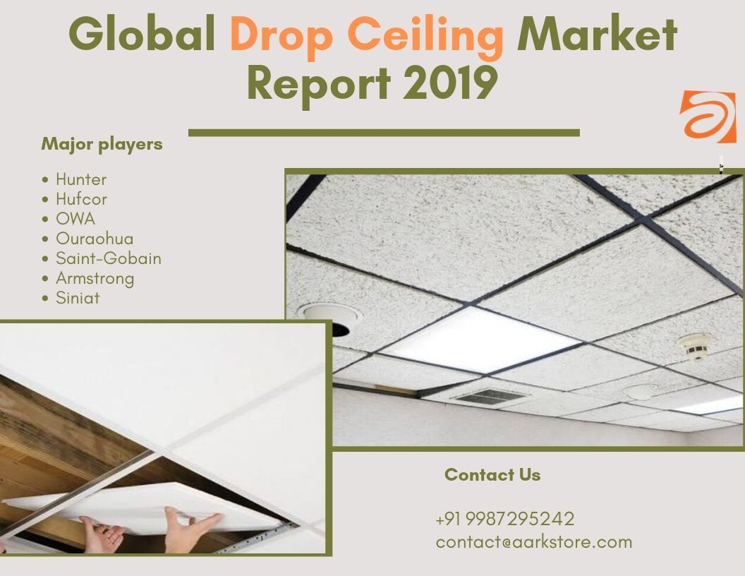 The Report On The Drop Ceiling Market Entails A Study On Industrial Chain Analysis Raw Material Sources And Downstre Marketing Market Research Dropped Ceiling
