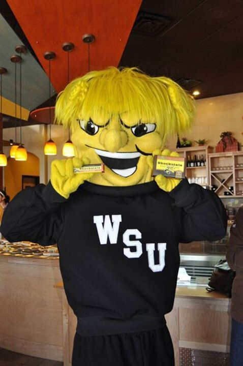 Man Crush Monday: We love it when Wu comes to visit us. He can woo us any ol ti...