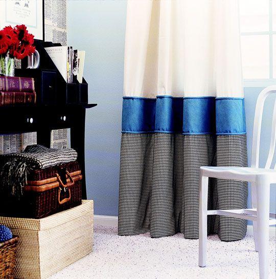 cortinas Para el hogar Pinterest Cortinas, Ideas navideñas y
